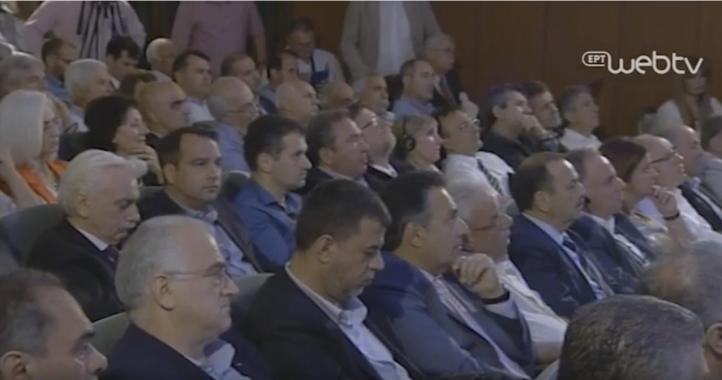 Σάμος Συνέδριο ΚΕΔΕ 3-6-2016